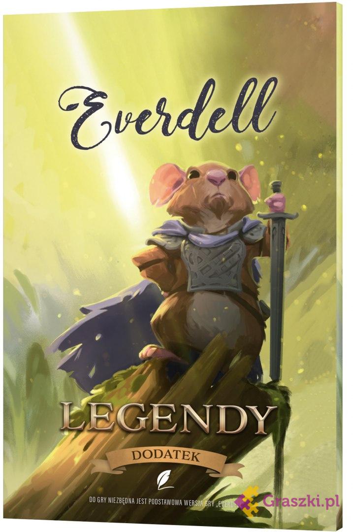 Everdell: Legendy // darmowa dostawa od 249.99 zł // wysyłka do 24 godzin! // odbiór osobisty w Opolu